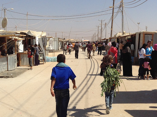 The End of the Rentier State: Jordan and the Syrian Refugee Crisis